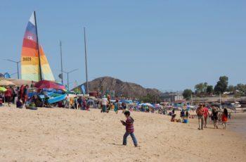 No todo será 'pisteadera' en San Felipe