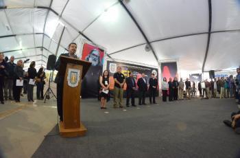 Con lleno total inicia XIX Feria Internacional del Libro UABC