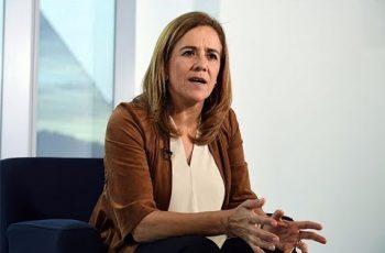 Margarita habla de la 'guerra' entre candidatos