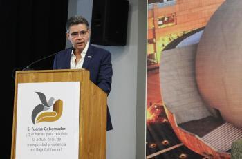 Sin seguridad no hay desarrollo económico ni paz: Hernández Niebla