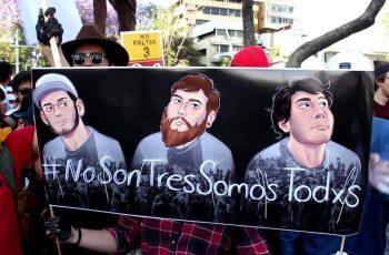 Un año de impunidad tras el asesinato de estudiantes de Medios Audiovisuales