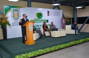 Abordan Migración y Derechos Humanos en foro celebrado en UABC