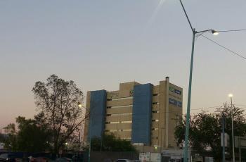 En julio estará demolido el Hospital General de Mexicali