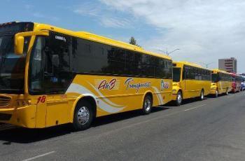 Concesionarios del transporte, 'hechos bola' con sistema de tarjetas