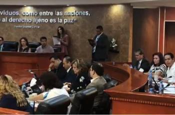 """En sesión """"express"""" aprueban comisiones reforma electoral"""