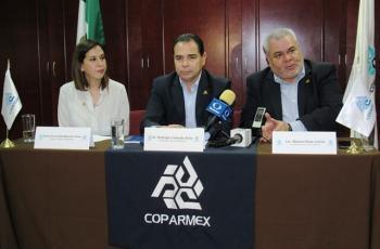Coparmex programa encuentro de candidatos al Senado