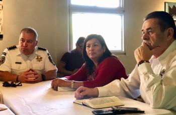 Buscan evitar robos y vandalismo en escuelas de Tecate