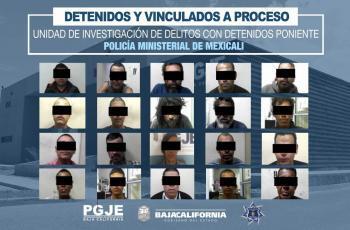PGJE judicializó 165 casos en mayo