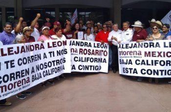 Alejandra León se sostiene: no se reunirá con 'Kiko'