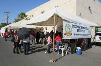 Para el Ejecutivo no hay dirigente de burócratas en Mexicali