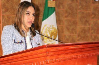 Diputada Ríos exige la creación del Instituto de la Mujer en Mexicali