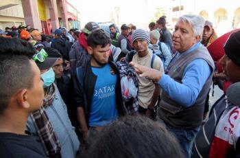 Gobiernos locales se 'lavan las manos' ante la migración
