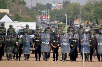 EEUU despliega a la Guardia Nacional en frontera con Mexicali