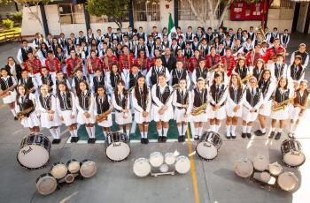 Celebra Banda de Música de la Secundaria 50 su 43 Aniversario