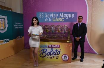 Hay ganador del Sorteo Navideño de la UABC; es de Ensenada