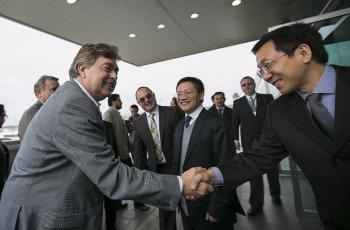 BC ofrece certidumbre para inversiones extranjeras: Sedeco