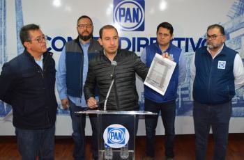 """Gobierno de AMLO le da """"trato de cuarta"""" a Baja California: PAN"""