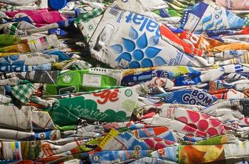 En el 2020 se podrán reciclar hasta el 40% de los envases Tetra Pak
