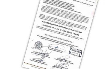 Burócratas estatales recibirán su aguinaldo hasta el día 20