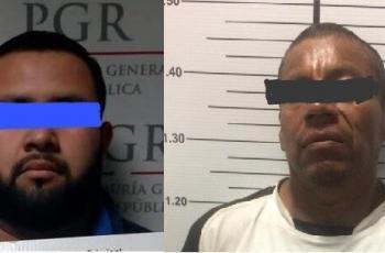 PGR arresta a dos por delitos contra la salud