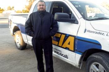 Investigan choque de patrulla que cobró la vida de Pizano