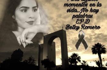 Investigan homicidio de Betsy en San Felipe
