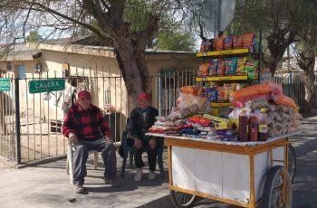 """""""Los Juanes"""", la pareja de la colonia Zacatecas"""