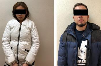 Cae pareja acusada de asesinar a joven en Hacienda del Sol