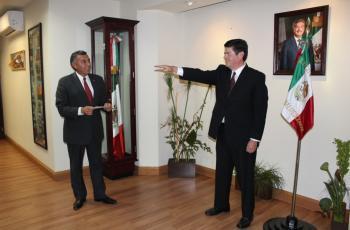 Asume Carlos Reynoso como Subsecretario General de Gobierno