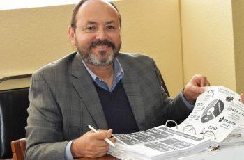 Salvador Morales Riubí se convierte en titular del IMSS BC