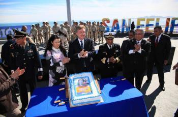 Celebró 94 años San Felipe; juntan festejo con el 102 Aniversario de la Constitución
