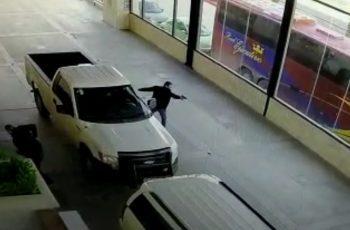 Tres heridos en tiroteo en el Lucerna de Ensenada