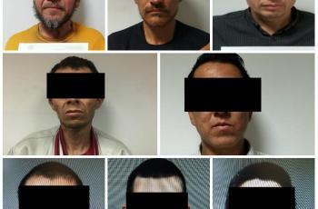 Redada de la PGR saca de circulación a ocho 'narcos'