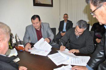 UABC acuerda aumento del 3.35% al SETU