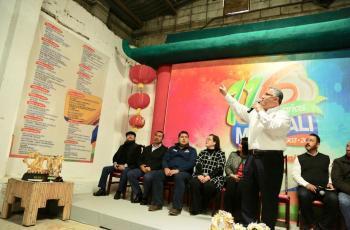 Preparan festejos del 116 Aniversario de Mexicali