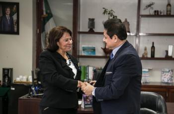 Releva Rodríguez a Santillán en Cobach