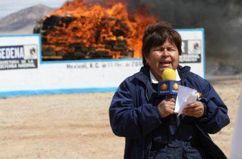 Alicia López Yáñez dejó huella a su paso por el periodismo social