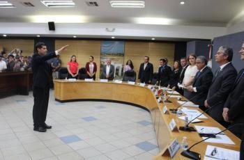 Guillermo Galván releva a Gustavo Sánchez por licencia