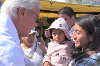 Promete Bonilla regresar Civismo a las aulas de BC