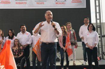 """Osuna Jaime culpa al """"negocio"""" y """"la transa"""" de Kiko de frenar el desarrollo"""