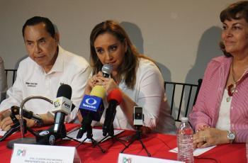 Llama Ruiz Massieu a hacer frente común contra retrocesos impulsados por MORENA