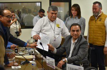 Leyzaola ya es oficialmente candidato a Alcalde de Tijuana