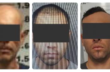 Tres prófugos más a la cárcel por la FGR