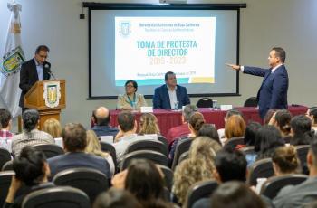 Hay tres nuevos directores en UABC Campus Mexicali