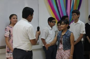 Buscan mejorar comunicación estudiantes-familia