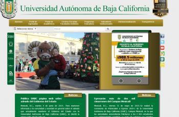 Con página web la UABC exige el pago al Gobierno de Kiko Vega